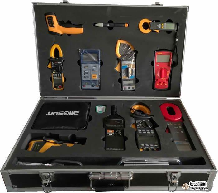 电气消防安全检测工具箱