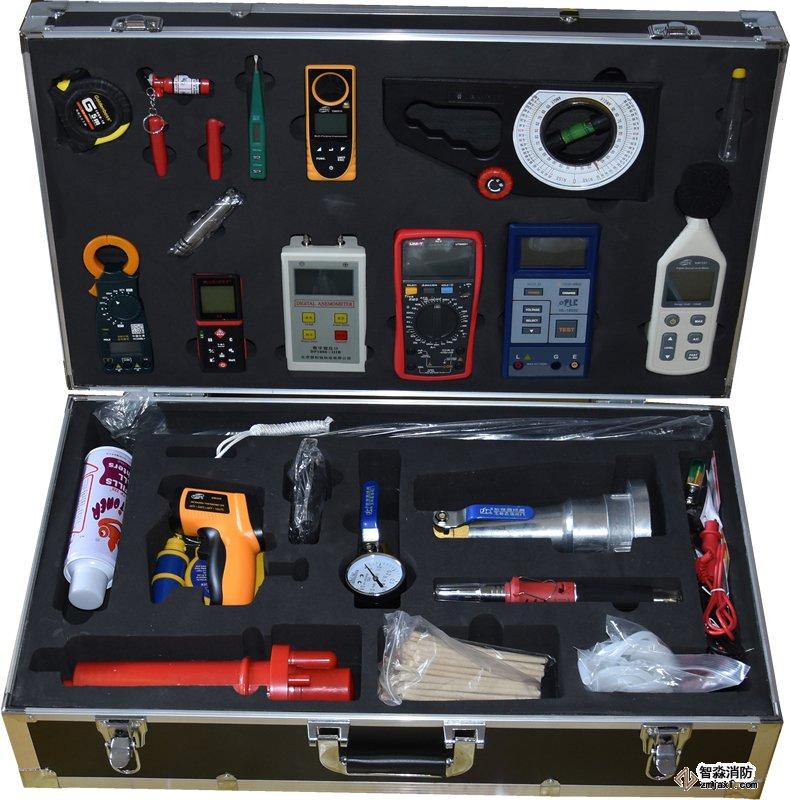 消防设施检测工具箱