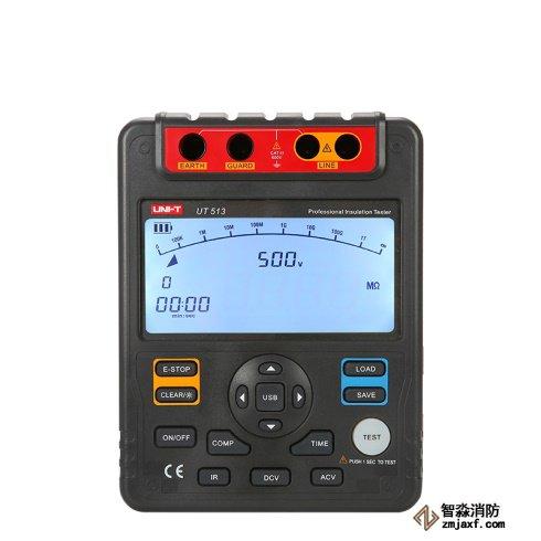 UT513 绝缘电阻测试仪
